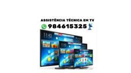Título do anúncio: Aparece Imagem e Some - Assistência Técnica de Tv