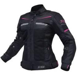 Título do anúncio: Jaqueta Motociclista Feminina X11 Breezer tamanho M
