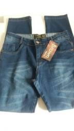 Título do anúncio: Promoção vendo calça jeans novo muito bonitas