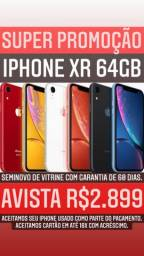 XR VITRINE - aceitamos seu iPhone usado