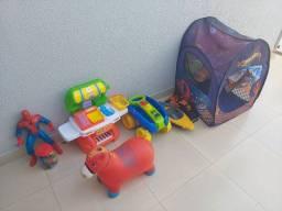 Título do anúncio: Brinquedos em bom estado