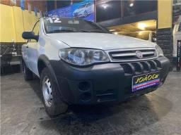 Título do anúncio: Fiat Strada 2012 1.4 mpi fire cs 8v flex 2p manual