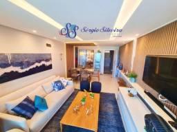 Maravilhoso Golf Ville Resort Apartamento mobiliado alto padrão Porto das Dunas