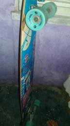 Vendo long board marca burnnett novo