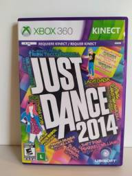 Título do anúncio: Jogo original para Xbox 360 - Kinect - Just Dance 2014