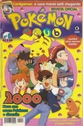 Pacote de revistas Pokémon Club