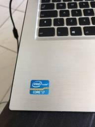 Título do anúncio: Notebook i7 cce