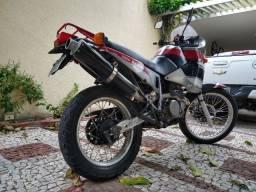 Título do anúncio: Moto NX 350 sahara