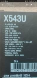 Notbook Asus top