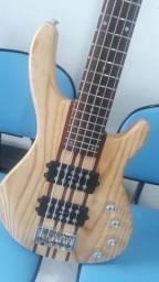 Troco por jazz Bass 5
