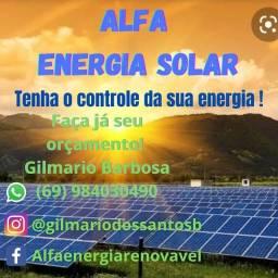 Título do anúncio: Energia Solar quanto custa??