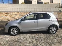 Título do anúncio: Toyota Etios HB X Plus 2019 automático
