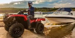 Honda Quadriciclo TRX 420 - 2018