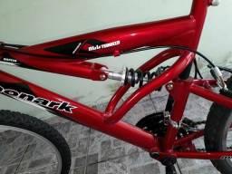 Bicicleta 21 marchas aro 26 NOVA
