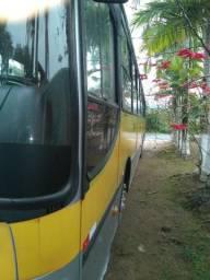 Ônibus ano 99/00 inteiro, motor Volvo