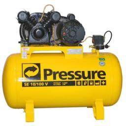 Super P.R.O.M.O.Ç.Ã.O de compressores de ar 10 pés 100 litros Pressure