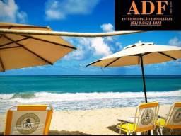 Título do anúncio: Oka Beach Residence, Muro Alto, Bangalô, 150m², 3 suítes, piscina privativa 81. *