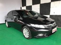 HONDA CIVIC 2013/2013 1.8 LXS 16V FLEX 4P AUTOMÁTICO - 2013