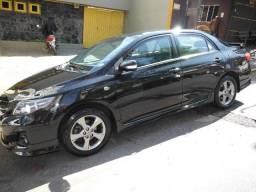 Corolla xrs 2013 aut flex+top de linha + muito novo +blindado n.3a - 2013