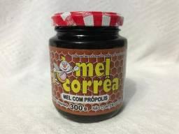 Mel Com Própolis - Embalagem 300g (100% Puro)