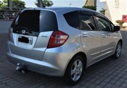Honda Fit LXL 1.4 - 4 Pneus Novos - Banco de Couro - Impecável - Abaixo da FIPE - 2012 - 2012
