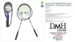Kit Raquete Badminton