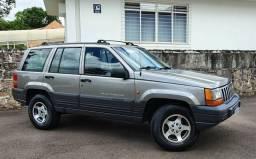 Jeep Gran Cherokee Laredo 4x4 - 6cc Único Dono - 1997