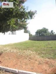 Terreno residencial à venda, pinheiros, araçatuba.