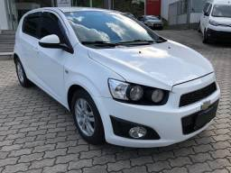 CHEVROLET SONIC 2012/2013 1.6 LT 16V FLEX 4P MANUAL - 2013