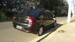 Renault Logan Expression 1.6, 8 válvulas, Gasolina e GNV - 2011