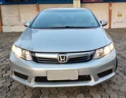 Honda Civic 1.8 Lxl Flex Aut. 4P - 2013