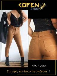 Calca e bermudas jeans