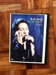 DVD K.D.Lang