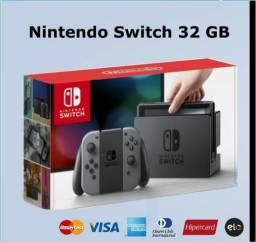 Nintendo Switch 32 GB Cinza
