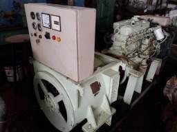 Motor Gerador 72 KVA