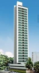 Apartamento com 2 dormitórios à venda, 44 m² por R$ 440.000 - Boa Viagem - Recife/PE