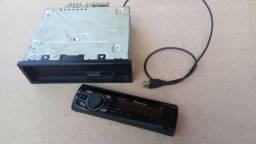 Toca CD Pioneer DHE-2380UB (Gurupi)