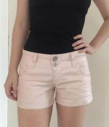 Short Rose Brilhoso