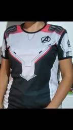 Camisa Feminina Vingadores Ultimato