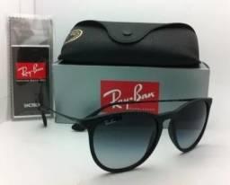 814dc48fd21e0 Oculos Rb4171 de sol Preto com lentes de proteção Uv400