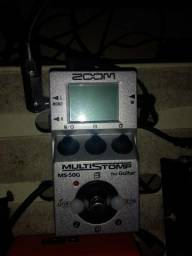 Pedaleira ms50g Zoom