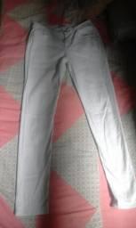 Vendo calça jeans branca