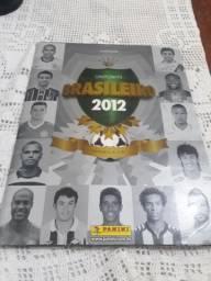 Álbum campeonato brasileiro 2o12 completo
