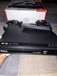 DVD Philco com Games
