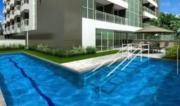 DMR - Flat a Beira Mar em Boa Viagem. Ótima oportunidade para morar ou investir| 1 quarto