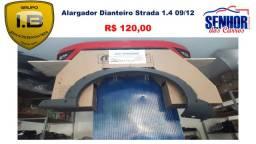 Alargador e Macaco Fiat - Novos e Originais
