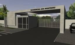 Casa 3Q No Condomínio Ana Monteiro em Senador Canedo