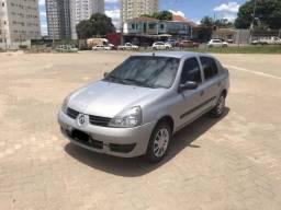 Clio Sedan 1.0 Hi-Flex 2006/2007 - 2007