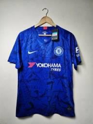 Camisa Chelsea 19/20 Home - Nova
