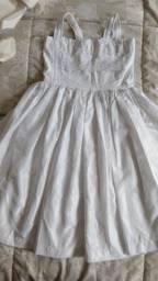 Vestido infantil romântico TM 6
